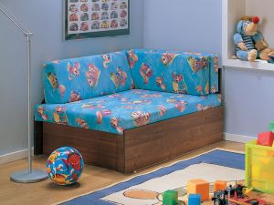 Диван-кровать № 1