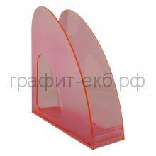 Поддон верт.прозр/розовый TWIN SIGNAL HAN16110/76