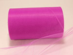`Фатин, средняя жесткость, ширина 15 см, цвет: C49 фиолетовый