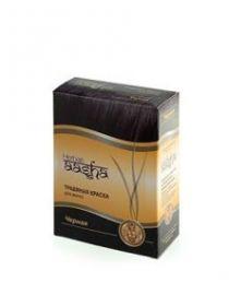 Черная Травяная краска для волос Ааша Хербалс (AASHA Herbals) 6 пак по 10г