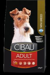 CIBAU ADULT MINI (Сибау эдалт мини) для взрослых собак мелких пород