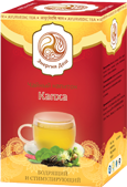 Чайный напиток Капха (20 пак по 2г)