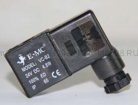 Катушка для электро клапана 24в ∅9мм × H27 мм