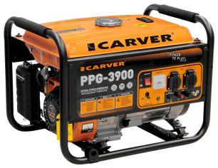 Carver PPG-3900 генератор бензиновый