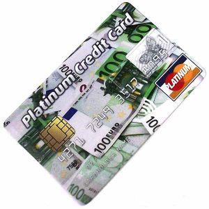Platinum Credit Card (8Gb евро)