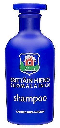 Шампунь Erittain Hieno Suomalainen 300 мл