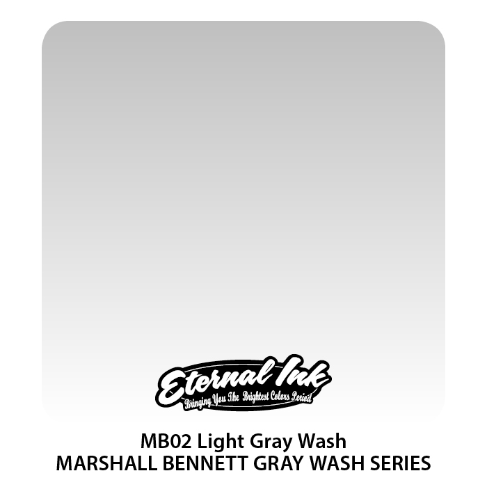 "Eternal ""Marshall Bennett"" Light Gray Wash"