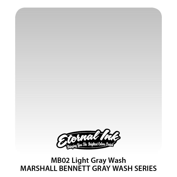 """Eternal """"Marshall Bennett"""" Light Gray Wash"""