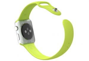Ремешок Apple Watch 42мм Sport Green