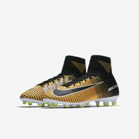 Детские бутсы NIKE MERCURIAL SUPERFLY V DF FG 921526-801 JR