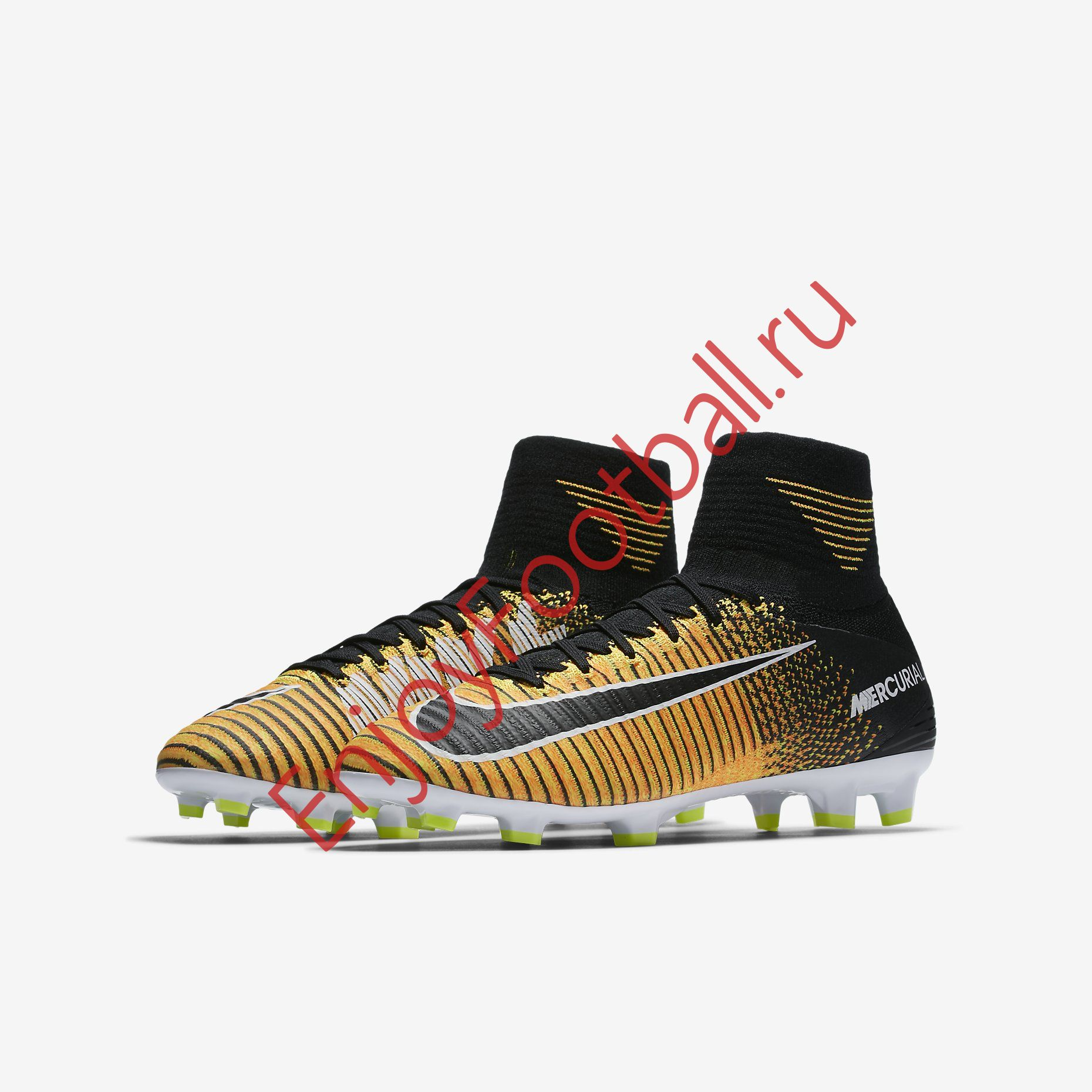 748b7073d1bf Детские бутсы NIKE MERCURIAL SUPERFLY V DF FG 921526-801 JR купить в ...