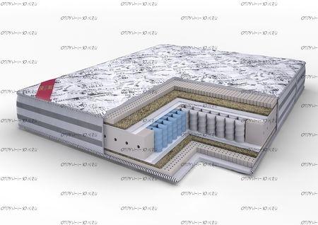 Матрас Lonax Exellent (TFK) подушка в подарок