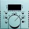 Накладка для терморегулятора 1080 UF ABB аллюминий