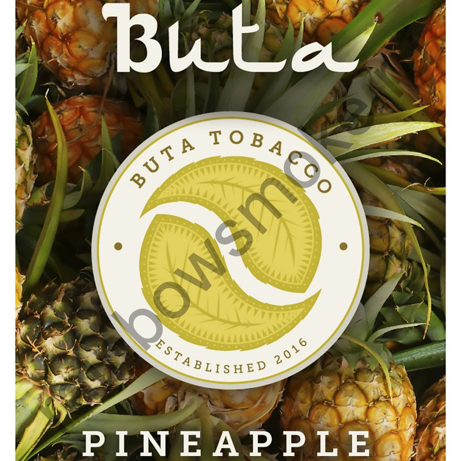 Buta 1 кг - Pineapple (Ананас)