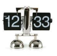 Настольные перекидные часы