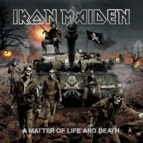 IRON MAIDEN-A MATTER OF LIFE AND DEATH