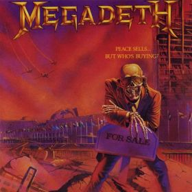 MEGADETH Peace sells… REMASTERED