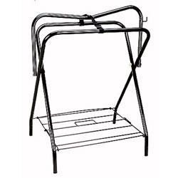 Подставка под седло с полочкой. Может использоваться для чистки седла. Wahlsten