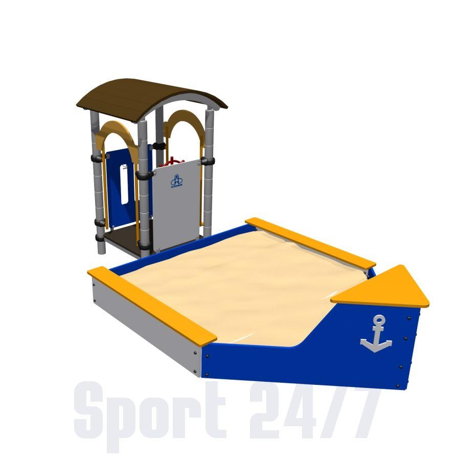 Песочница «Корабль» Romana 109.07.00