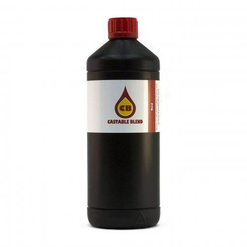 Фотополимер Fun To Do Castable Blend, литьевой, красный (1 л.)