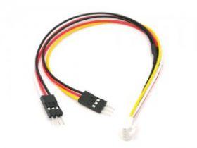 2Х контактный серво кабель (упаковка 5 шт.)