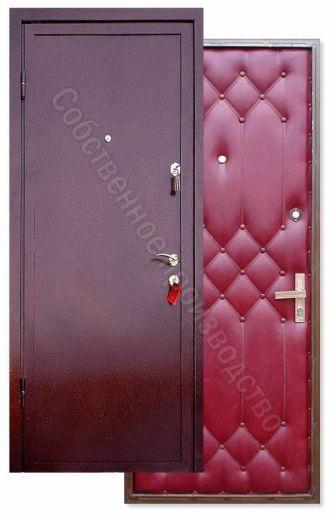 Металлические двери бизнес