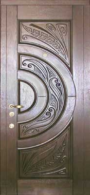 Металлические двери VIP-класса