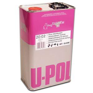 U-Pol S2002 Обезжириватель-антисиликон, медленный