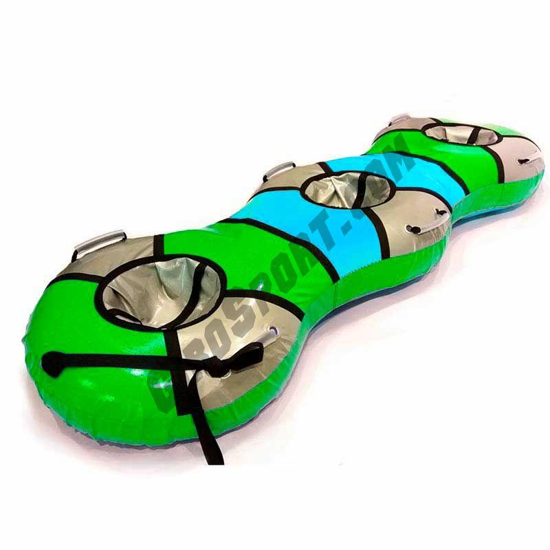 Тюбинг Трио Банан зеленый