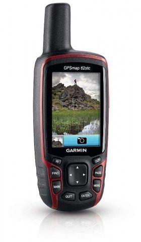 Навигатор Garmin GPSMAP 64stc