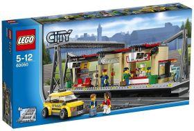 Lego City 60050 Железнодорожная станция #