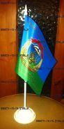 """Флаг """"104-я гв.ВДД"""" (12Х18см на подставке)"""