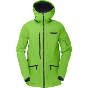 Norrona Tamok Gore-Tex Jacket Women - Green Creed