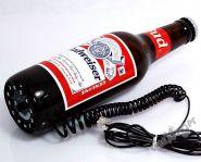 Телефон-бутылка пива