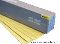 Полоска шлифовальная на бумажной основе липучка Mirka Gold 70х420мм P80 в комплекте 50шт.