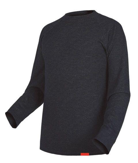 Термобелье Двойная шерсть  рубашка