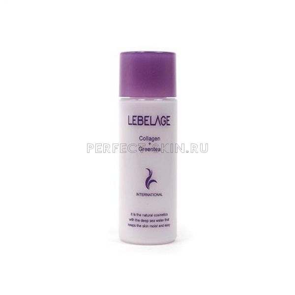 Lebelage Collagen+Green Tea Moiture Lotion Minime