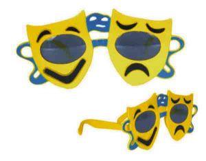 Очки «Театральная маска»