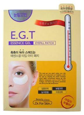 550727 Гидрогелевая маска для кожи вокруг глаз (с E.G.F.) 1.35г*2