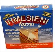 Меламиновая губка Magisk Svamp IHMESIENI Foxtel 2 шт