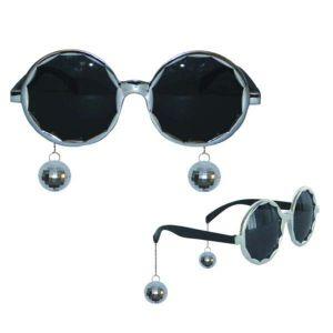 Очки «Серебряные шарики»