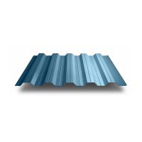 Профильный лист НС-40 оцинкованный с полимерным покрытием (Профнастил НС40-1000) длина 3,0 м, толщина 0,54 мм, RAL