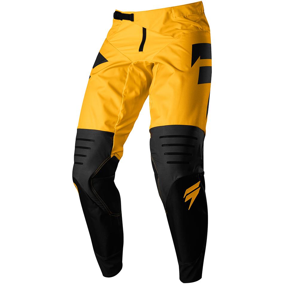 Shift - 2018 3Lack Label Strike штаны, желтые