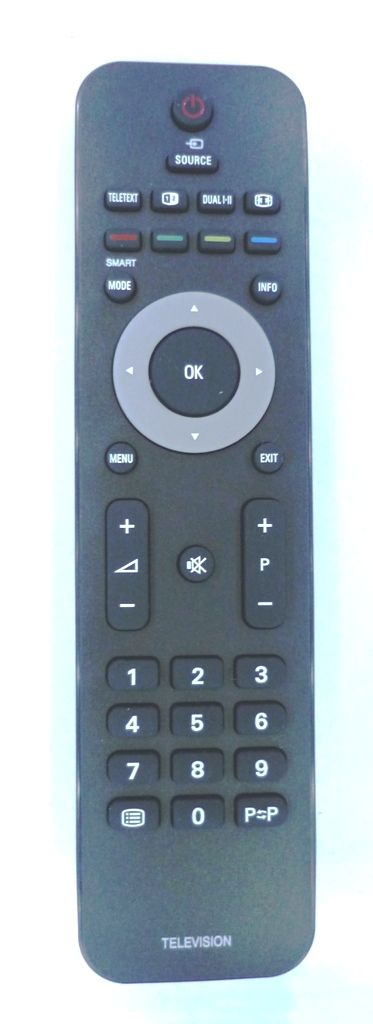Philips 2422 549 01911 (TV) (19PFL3403/60, 19PFL3403S/60, 20PFL3403/10, 20PFL3403/60, 20PFL3403S/60, 22PFL3403S/60, 26PFL3403/10, 26PFL3403/60, 26PFL3403S/60)