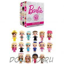 Коллекционные виниловые фигурки  Мини Барби (тайна) -  Barbie Mystery Minis Vinyl Collectibles