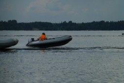 Надувная лодка ГРУПЕР — 330S