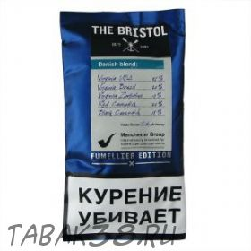Табак THE BRISTOL Danish Blend 40г