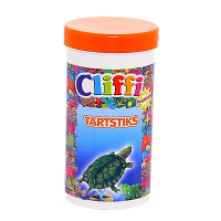 Корм Cliffi Tartsticks палочки для черепах 340гр