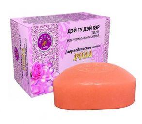 Натуральное мыло ручной работы РОЗА