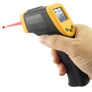 ИК бесконтактный термометр-пистолет с лазерным целеуказателем
